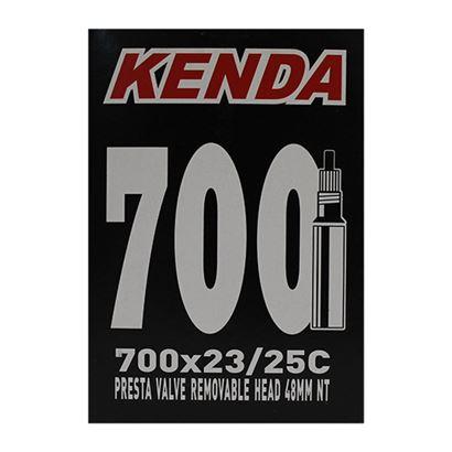 CÁMARA KENDA 700X23-25C PRESTA 48 MM DESMONTABLE