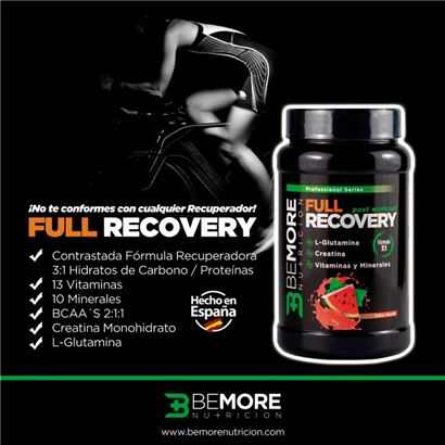 BEMORE FULL RECOVERY SANDÍA 750 G