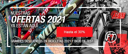 Nuestras OFERTAS 2021 ya están aquí | Fernando Torres ProBikes