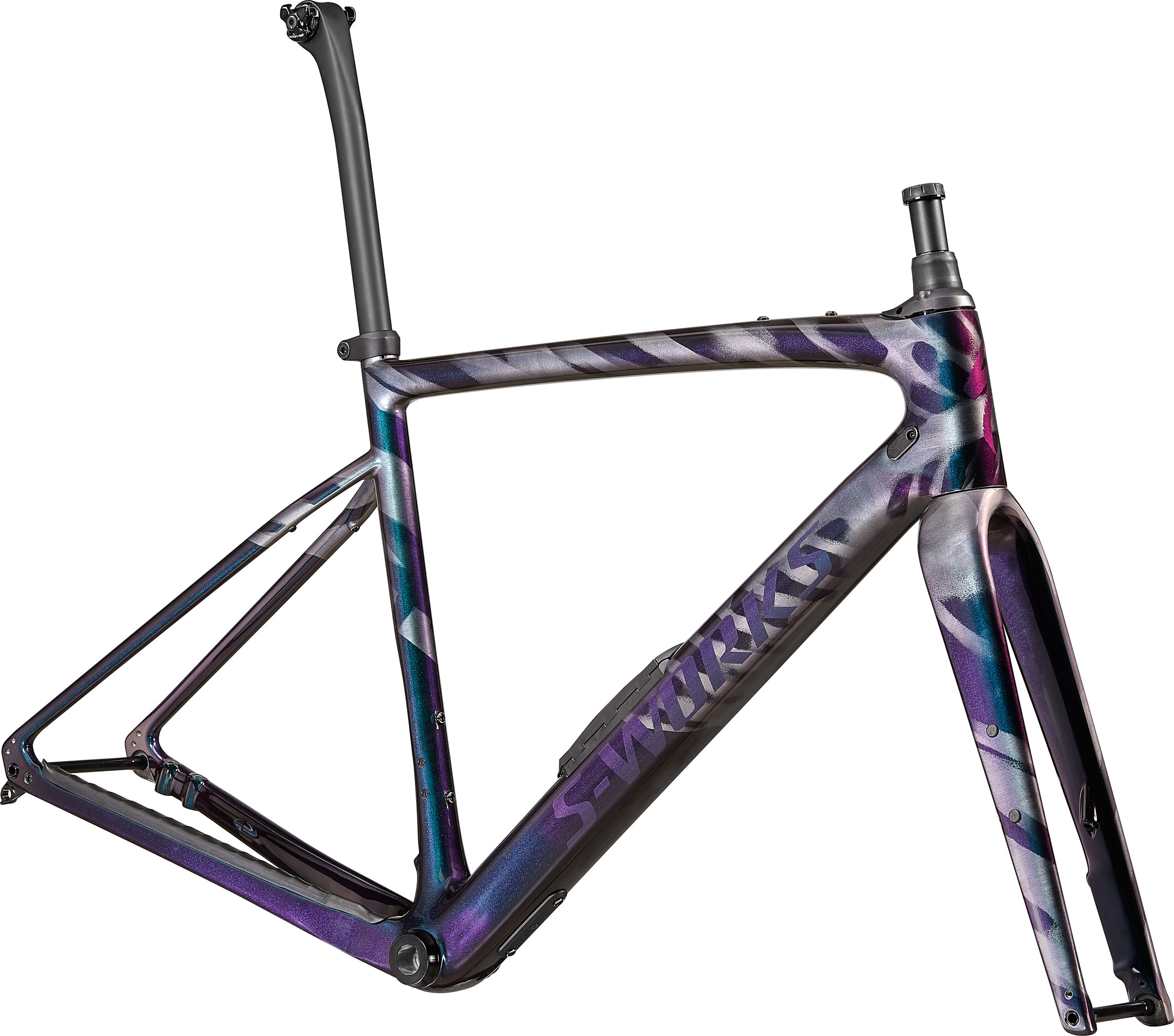 Cuadro S-Works Diverge FACT 12r