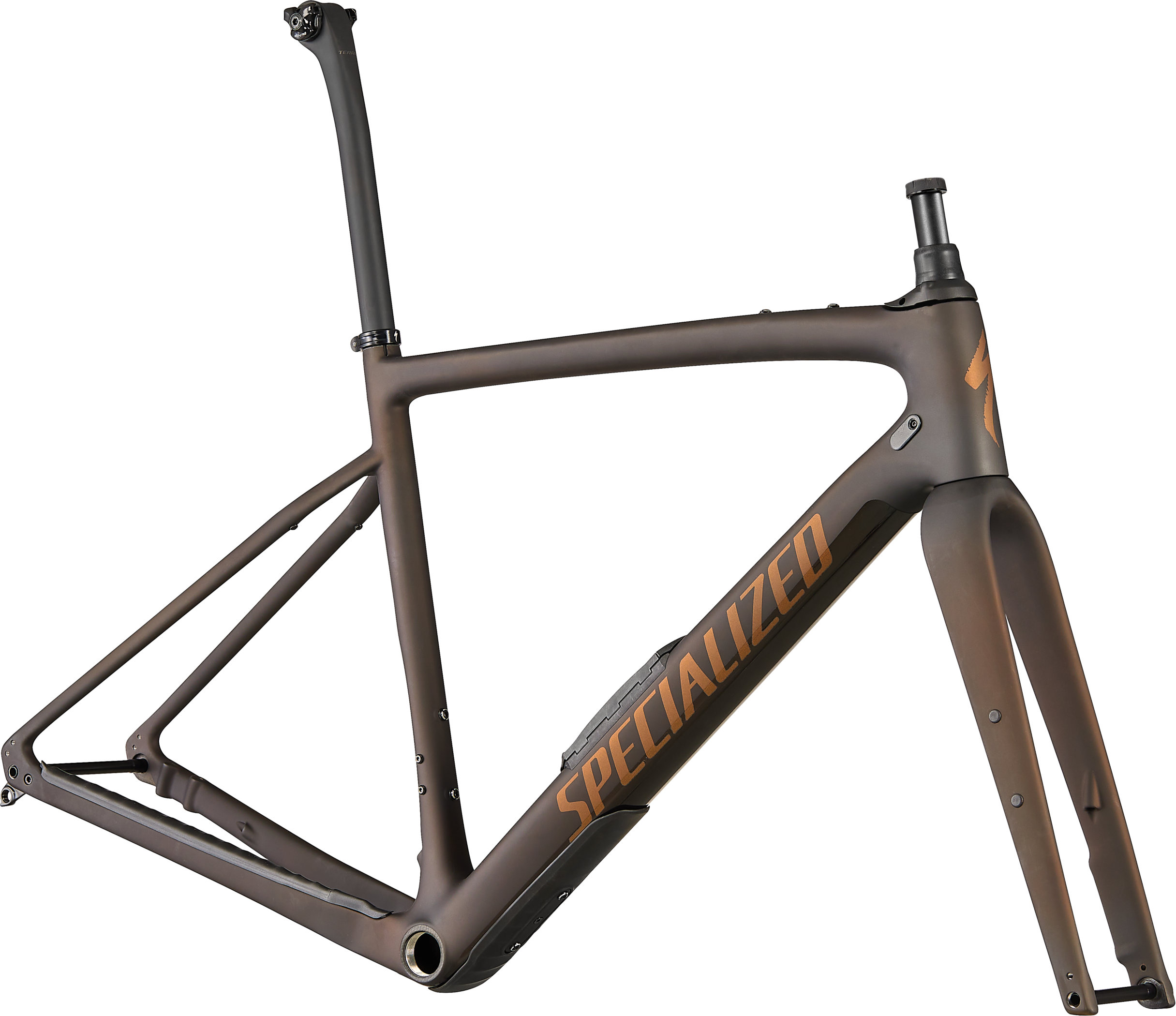 Cuadro Specialized Diverge FACT 9r